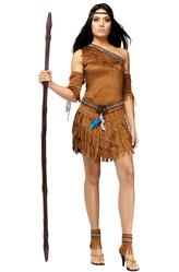 Ковбои и Индейцы - Племенная красавица