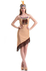 Ковбои и Индейцы - Племенная красотка