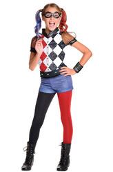 Супергерои и спасатели - Костюм Подружка Джокера