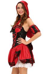 Красные шапочки - Костюм Попечительная Красная шапочка