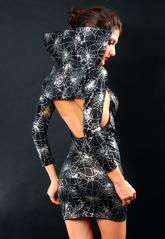 Ресницы и линзы - Повелительница пауков