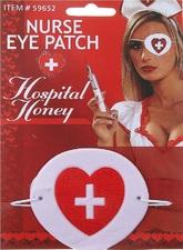 Медсестры - Повязка на глаз для медсестры
