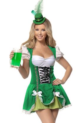 Ирландская девушка