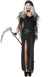 Женские костюмы - Костюм Стройная Смерть