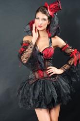 Ресницы и линзы - Принцесса Хэллоуина