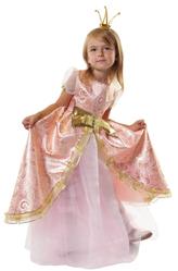 Принцессы - Костюм Принцесса аленький цветочек