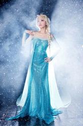 Рождество - Принцесса Эльза холодное сердце