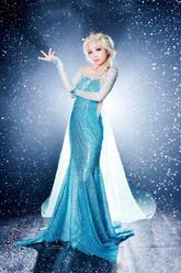 Сказочные персонажи - Принцесса Эльза холодное сердце