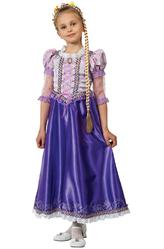 Новогодние костюмы - Принцесса Рапунцель