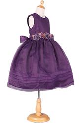 Платья для девочек - Пурпурная принцесса
