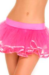 Корсеты - Пышный розовый подъюбник