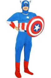 Костюмы для мальчиков - Костюм Рассудительный Капитан Америка