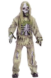 Скелеты и мертвецы - Костюм Разлагающийся зомби