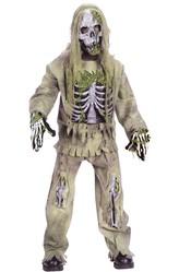 Зомби и Призраки - Костюм Разлагающийся зомби