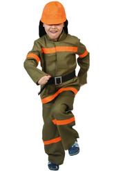 День пожарной охраны - Костюм Решительный пожарник