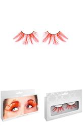 Женские костюмы - Ресницы Красный шик