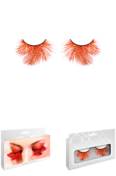 Бабочки и Пчелки - Ресницы Оранжевый восторг