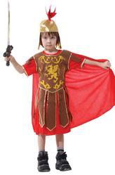 Грим для лица - Римский центурион
