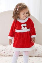 Костюмы для малышей - Рождественская малышка