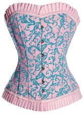 Для костюмов - Розовая помадка