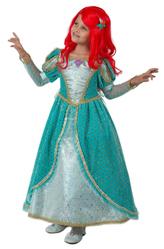 Платья для девочек - Русалочка Ариэль