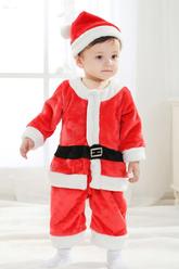 Костюмы для малышей - Санта бэби