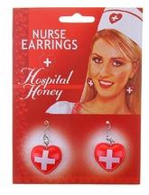 Медсестры - Серьги медсестры