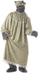 Бабушки - Костюм Серый волк-бабуля
