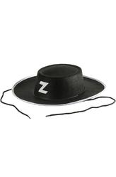 Парики и шляпы - Шляпа Зорро