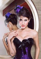Маленькие шляпки - Шляпка Виолетта