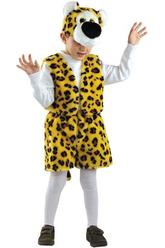 Костюмы для мальчиков - Шустрый леопард