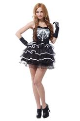 Скелеты и Зомби - Костюм Симпатичный скелет