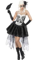 Для костюмов - Скелет Ведьмы