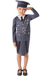 День Военно-воздушных сил - Костюм Служащая ВВС