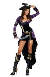 Пиратская тема - Смелая пиратка