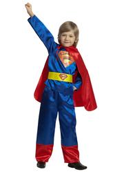 Супермен - Костюм Смелый супермен