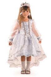Платья для девочек - Снежинка Принцесса