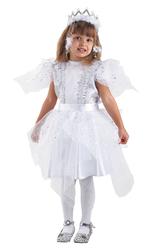 Платья для девочек - Снежинка