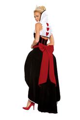 Красная королева - Костюм Соблазнительная королева