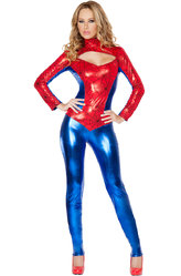 Супергерои - Спайдер-вумен