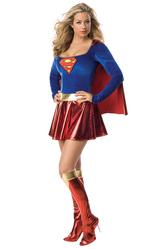 Супергерои - Спасительница мира