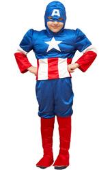 Герои фильмов - Справедливый Капитан Америка