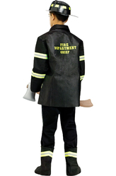 Костюмы для мальчиков - Костюм Старший пожарный