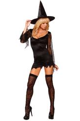 Женские костюмы - Строгая ведьма