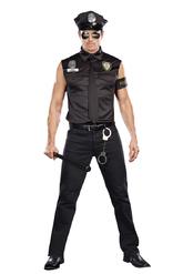 Костюмы на Хэллоуин - Строгий полицейский