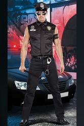 Рождество - Строгий полицейский
