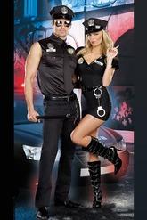День Министерства внутренних дел - Строгий полицейский