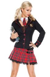 Для костюмов - Студентка-практикантка