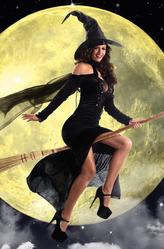 Ведьмы и Дьяволицы - Темная колдунья