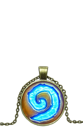 Браслеты и ожерелья - Цепочка с кулоном Телепорт